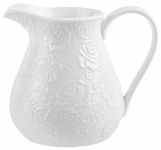 Подарочный кувшин Elan gallery Белые розы 1.1 л