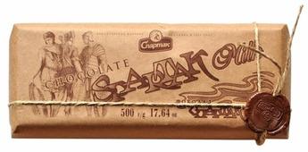 Шоколад Спартак молочный