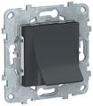 Телекоммуникационная розетка Schneider Electric NU586254, антрацит