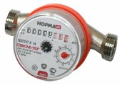 Счётчик горячей воды Норма Измерительные Системы СВКМ-15Г 110мм с КМЧ