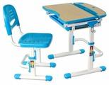 Детские парты, столы, стулья Fun Desk Sorriso (голубой) [166149]