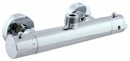 Смеситель для душа Slezak RAV Dunaj termo TRM81.5 двухрычажный с термостатом хром