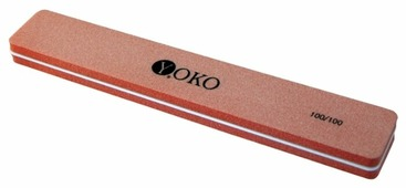 Yoko Пилка-блок, 100/100 грит