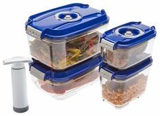 STATUS Набор вакуумных контейнеров VAC-REC-Smaller