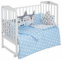 SWEET BABY комплект в кроватку Gioia (4 предмета)