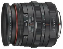 Объектив Pentax DA 20-40mm f/2.8-4 Limited DC WR