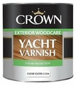 Лак Crown Yacht Varnish (2.5 л)