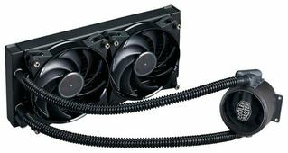 Кулер для процессора Cooler Master MasterLiquid Pro 240