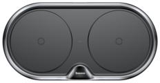 Беспроводная сетевая зарядка Baseus Dual Wireless Charger plastic