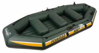 Надувная лодка Jilong Fishman II 500set JL007212N