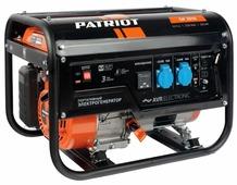 Бензиновый генератор PATRIOT GP 2510 (2000 Вт)