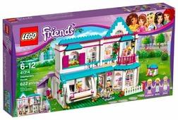 Конструктор LEGO Friends 41314 Дом Стефани