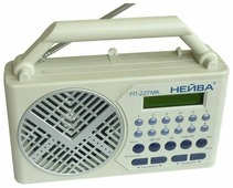 Радиоприемник Нейва РП-227МК