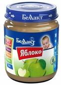 Пюре Беллакт яблоко (с 4 месяцев) 100 г