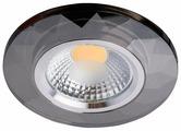 Встраиваемый светильник De Markt 637014601 Круз