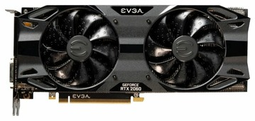 Видеокарта EVGA GeForce RTX 2060 1830MHz PCI-E 3.0 6144MB 14000MHz 192 bit DVI HDMI HDCP XC ULTRA GAMING