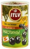 ITLV Маслины без косточки в рассоле, жестяная банка 280 г