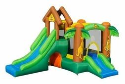 Надувной комплекс Happy Hop Счастливый кенгуру 9071