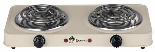 Электрическая плита DELTA ВА-902 бежевая