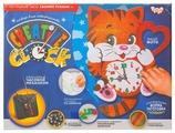 Danko Toys Набор для творчества Creative clock Котенок (СС-01-01)