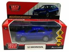 Легковой автомобиль ТЕХНОПАРК Honda Accord (ACCORD-BU/GY/RD) 12 см