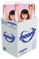 Moony трусики Man для девочек (12-17 кг) 76 шт.