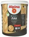 Лак Alpina Аква для паркета и полов глянцевый (2.5 л)