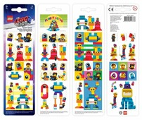 LEGO Набор стикеров Movie 2 Duplo (52333L)