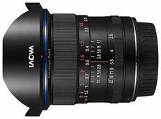 Объектив Laowa 12mm f/2.8 Zero-D Canon EF