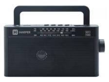 Радиоприемник HARPER HDRS-377