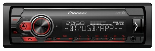 Автомагнитола Pioneer MVH-S410BT
