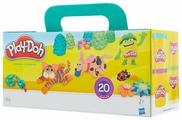 Масса для лепки Play-Doh Набор 20 банок (A7924)