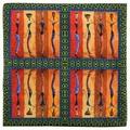 Чехол для подушки Gift'n'Home Африканский День 40х40 см (НВЛ-40 African Day(g))