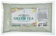 Anskin маска альгинатная Green Tea успокаивающая