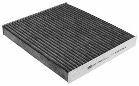 Салонный фильтр Mann-Filter CUK2362