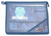 Феникс+ Папка для уроков труда Вертолет А4