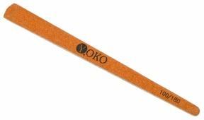Yoko Пилка на деревянной основе, 100/180 грит