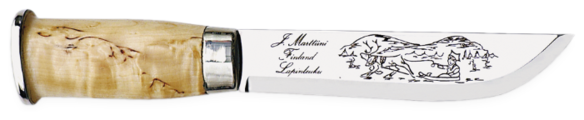 Нож Marttiini Lapp 250 с чехлом