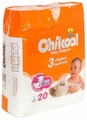 Chikool подгузники L (10-17 кг) 20 шт.