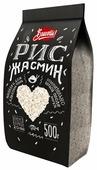 Рис Bravolli Жасмин шлифованный длиннозерный, 500 г