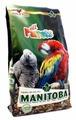 Manitoba корм All parrots для крупных попугаев