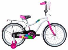 Детский велосипед Novatrack Candy 20 (2019)