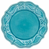 Gift'n'Home Тарелка десертная Голубая жемчужина 19.5 см