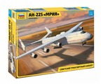 Сборная модель ZVEZDA Советский транспортный самолёт АН-225 МРИЯ (7035) 1:144