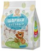 Готовый завтрак Здоровей Особые шарики рисовые без сахара, пакет