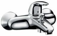 Смеситель для ванны с душем hansgrohe Focus E 31740000 однорычажный хром