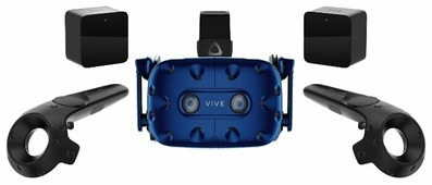 Очки виртуальной реальности HTC Vive Pro Starter Kit