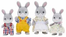 Фигурки Sylvanian Families Семья серых кроликов 3134