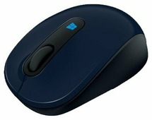 Мышь Microsoft Sculpt Mobile Mouse Blue USB