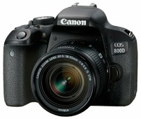 Фотоаппарат Canon EOS 800D Kit
